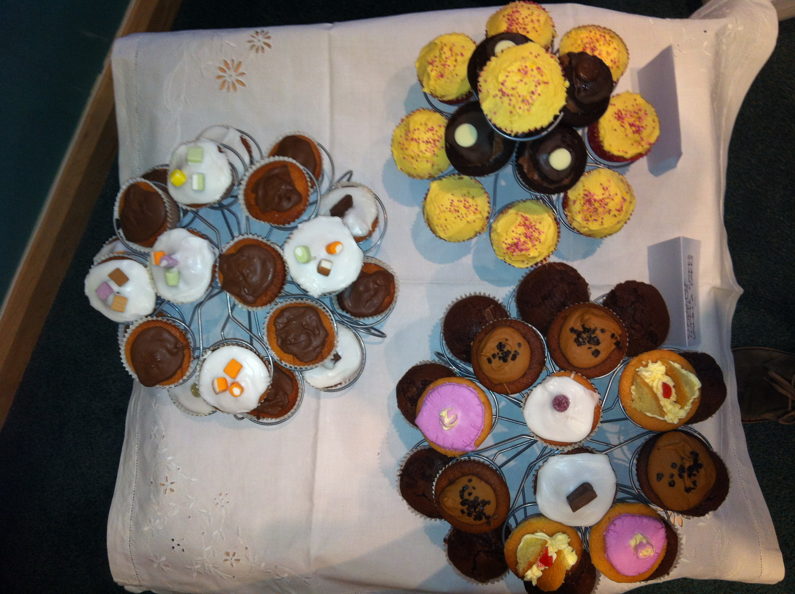 The World First Children In Need cake sale!
