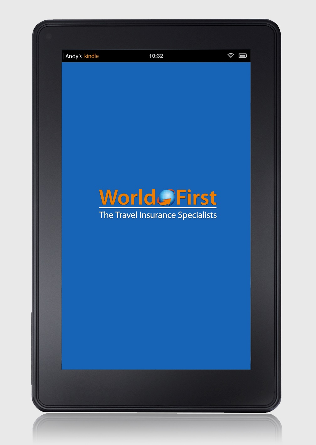 Win A Kindle Fire Hd In The World First Travel Survey