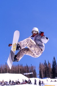 Going slopestyle at Easter…don't forget your insurance!