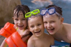 Keep them safe this summer with the RNLI and ASA Swim Safe