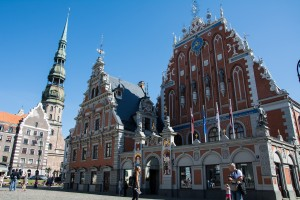 Baltic roadtrip: A guide to Riga, Latvia.