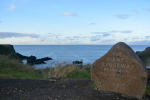 A bit closer to home – Northern Ireland the giants causeway ireland