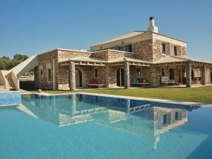 Staying in a villa this summer?
