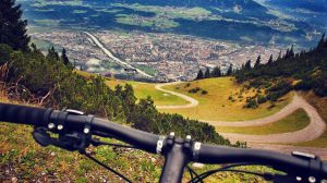 Downhill Mountain Biking - Fancy something unusual? Our travel insurance will cover it.