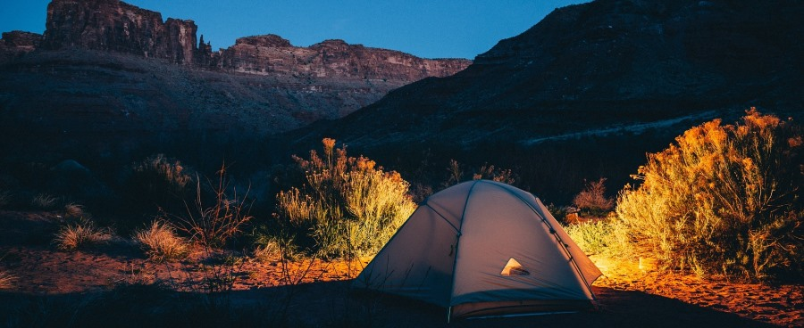 The World First Wander: travel blogs we love this week - Wild Camping - everything you need to know
