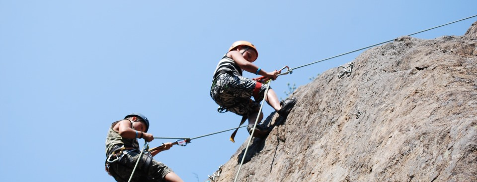 5 Healthy things to do with kids this half term climbing and clip and climb