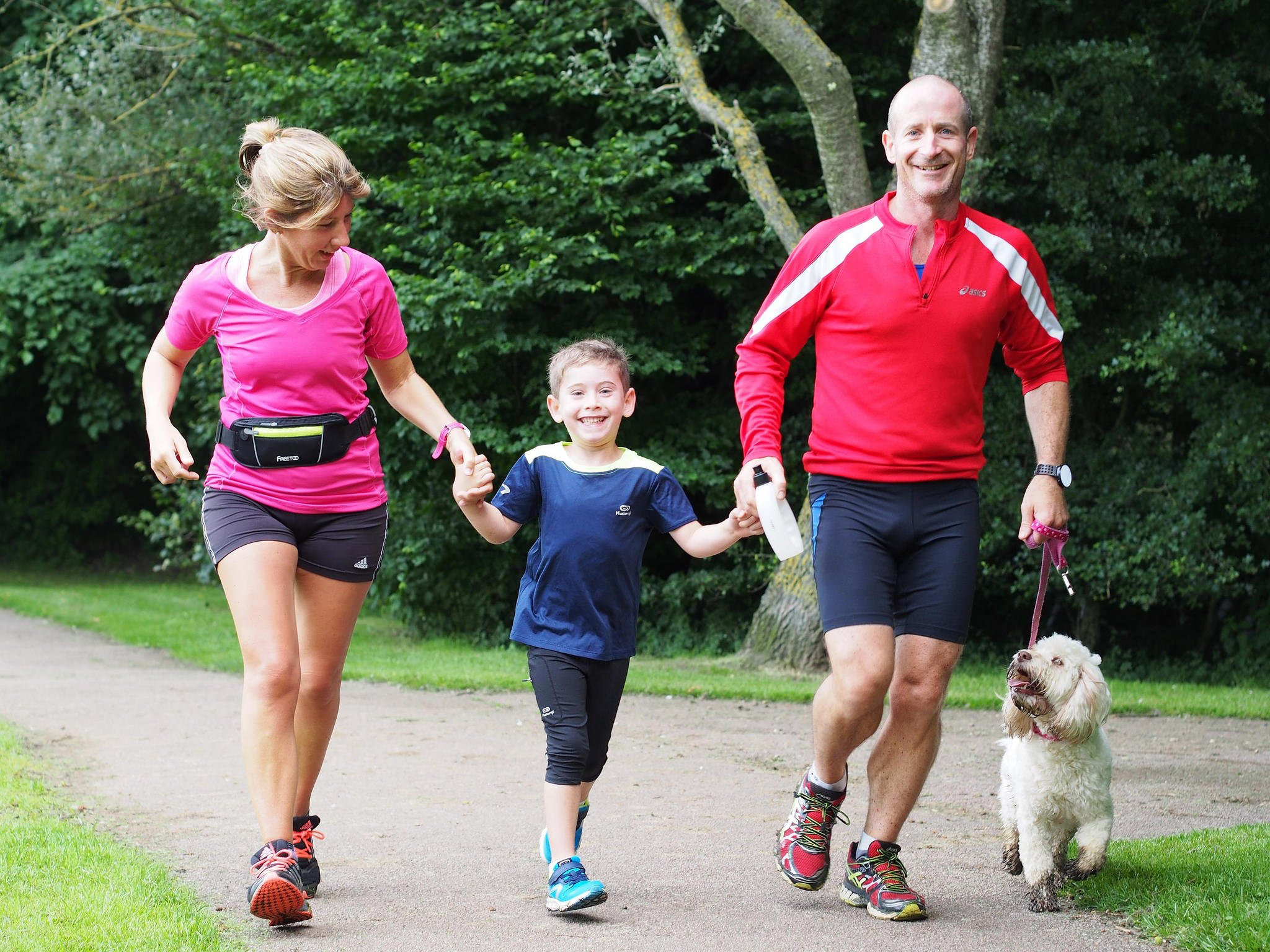 5 Healthy things to do with kids this half term parkrun