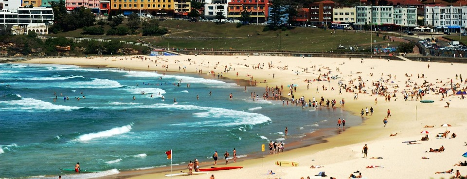 Surfing at Bondi Beach - The World First Wander from World First Travel Insurance