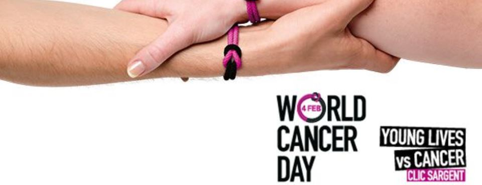 How you can help save young lives on World Cancer Day with Clic Sargent