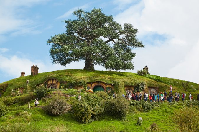 Horror, hobbits and cheerfulness: New Zealand on the screen